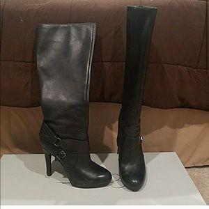 Jessica Simpson Avern Boots size 7.5 black